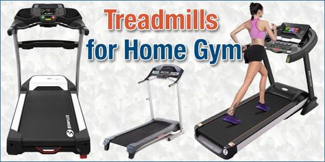 Top 9 Best Treadmills For Home Gym In 2020 Good Treadmills Best