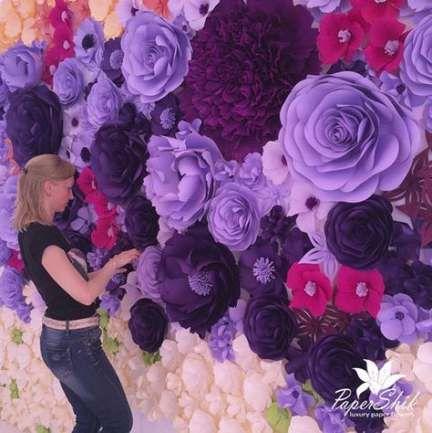 Best Wedding Backdrop Diy Fabric Paper Flowers 63 Ideas Paper Flowers Paper Flower Decor Paper Flower Backdrop Wedding