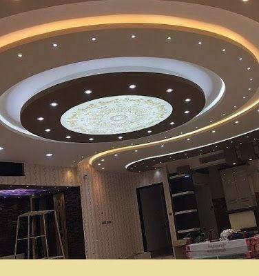 Ceiling Designs Latest Modern Gypsum Living False Board