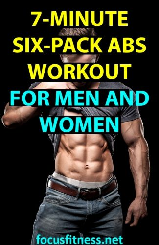 If You Want To Get Abs Without Going To The Gym This Article Will Show You The Best Six Pack Abs Workout For M Ab Workout Men Six Pack Abs Workout Abs