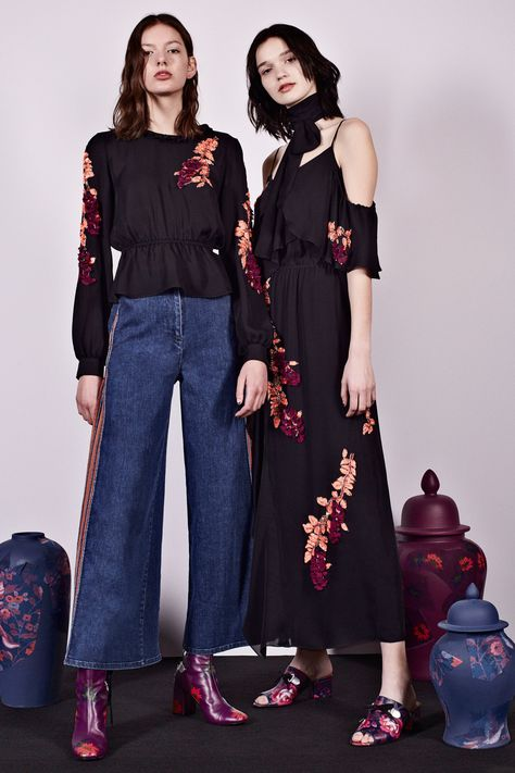 Tanya Taylor Fall 2017 Ready-to-Wear Fashion Show Collection