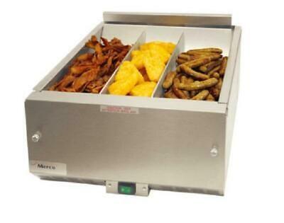 Merco Savory Ffhs 16 16 Drop In Countertop Fry Warmer Dump Station Underburner Ebay In 2020 Hot Meals Savory Food Warmers