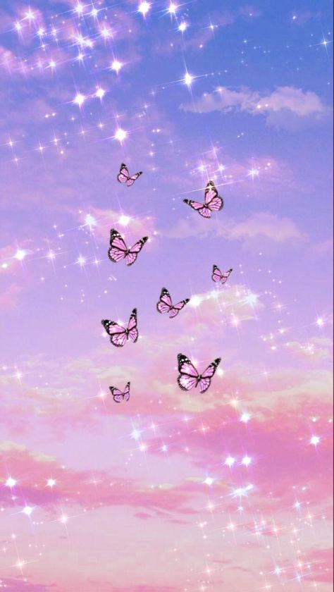 Image about pink in 𝓑𝓾𝓽𝓽𝓮𝓻𝓯𝓵𝔂🦋✨ by Emma☁️✨🤍🪐 on We Heart It