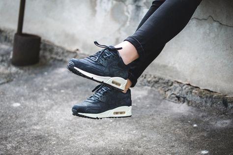 Nike WMNS Air Max 90 Pinnacle (schwarz weiß) 839612