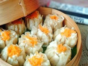 Resep Dimsum Ayam Udang Oleh Susan Mellyani Resep Resep Resep Masakan Resep Masakan Sehat