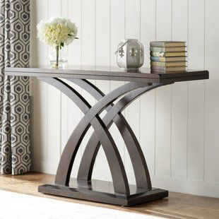 Console Tables Birch Lane Console Table Decorating Traditional Console Tables Elegant Living Room Decor