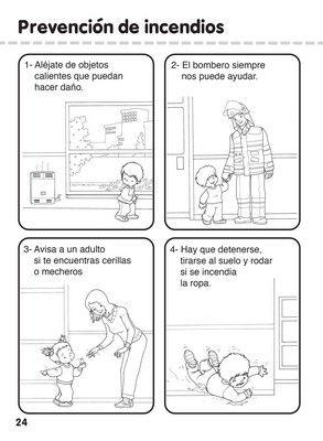 Resultado De Imagen Para Prevencion De Accidentes Para Niños Con Dibujo Y Explicación Diagram