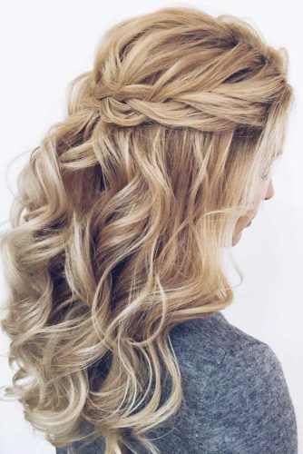 27 Formal Hairstyles Will Show You What The Elegance Is Hair Styles Long Hair Styles Wedding Hairstyles