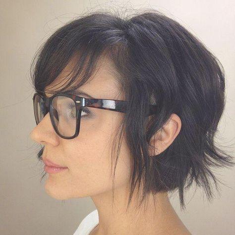 beste kurze haare brille sind die bilder auf pinterest