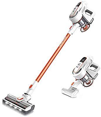 Amazon com - WOMOW W9 Cordless Stick Vacuum Cleaner, 300W