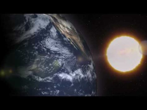 This video is great when talking about the orbit of the Earth and the rotation that makes up one day. Also how the sun is part of that day length.