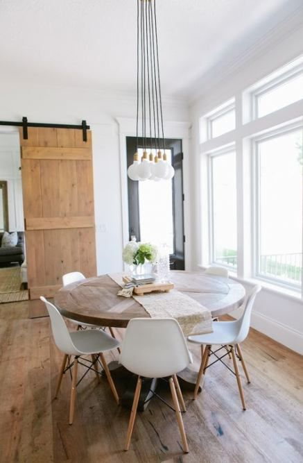 42 Trendy Kitchen Table White Round Dining Rooms Kitchen In 2020