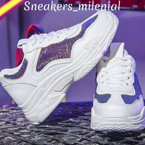 Sepatu Sneakers Wanita Import Sepatu Olahraga Wanita Sp 023 Rp 250 000 Stok 50 Merek Tidak Ada Merek Tinggi Heels Cm 4 5 Asal Produk In 2020 Sneakers Nike Nike Air Max Sneakers