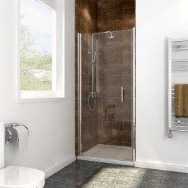 Pivot Enclosures Pivot Door Shower Enclosures Uk In 2020 With Images Shower Enclosure Pivot Doors Framed Shower Door
