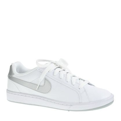 nike court majestic femme blanche