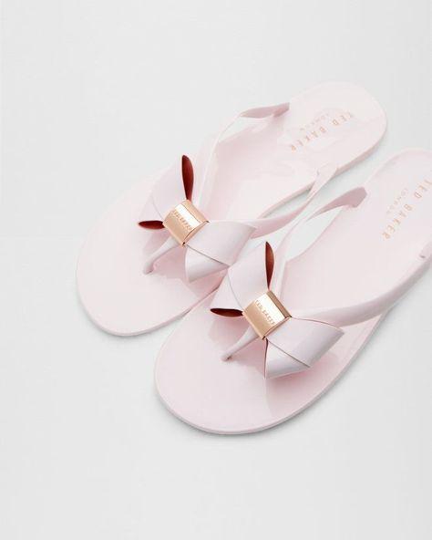 ted baker joush mule slippers