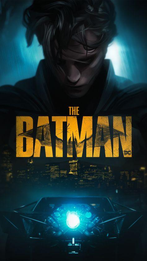 The Batman Poster Wallpaper - iPhone 11
