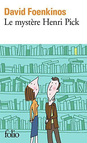 Le Mystère Henri Pick De David Foenkinos Https Www Amazon Fr Dp 2072762030 Ref Cm Sw R Pi Dp U X Fug0bbgncaekk Livres à Lire Le Mystere Livre