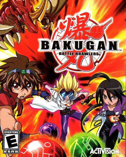 Bakugan Battle Brawlers Ps3 Instruction Booklet Sony Playstation 3