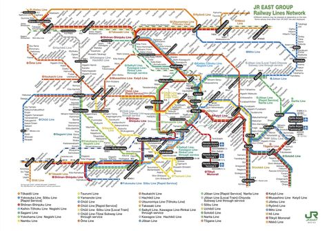 Jr Map Tokyo Google Search Places To Go Pinterest Train Map