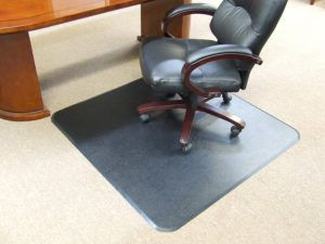 Rubber Mat Under Office Chair
