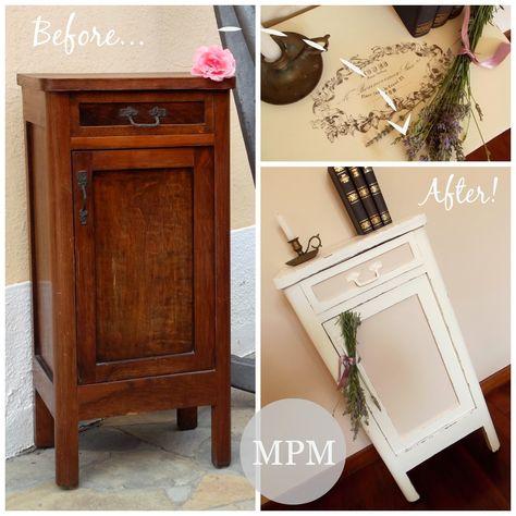 Comment peindre sans laisser de trace Meubles relookes Pinterest - comment restaurer un meuble