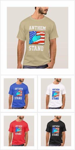 37f0c294e256a ANTHEM PLEDGE Patriotic Novelty Tee Shirts, #anthempledge ANTHEM ...