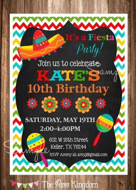 list of pinterest fiesta party invitations cinco de mayo pictures