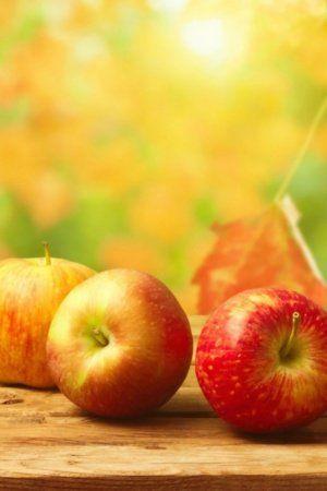 Fresh Red Apples Fruits Mobile Wallpaper Fall Apples Apple Fruit Apple Background