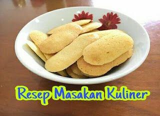 Lidah Kucing Kue Resep Kue Resep Kue