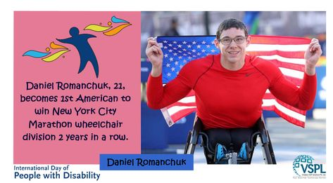 International Disability Day - 3rd December