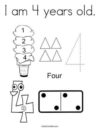 Image Result For Colouring Activities For 4 Year Olds 4 Year Old Activities Preschool Worksheets 4 Year Olds