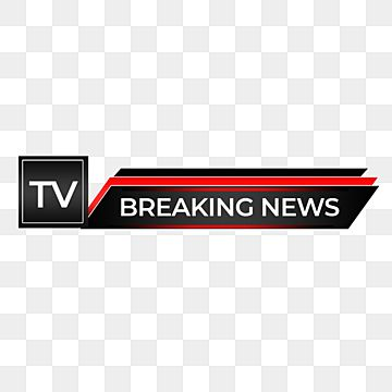Lower Third Breaking News Tv Media Banner Free Lower Third Png Transparent Clipart Image And Psd File For Free Download Breaking News Tv Media Lower Thirds