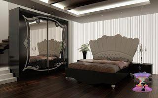 احدث كتالوج صور غرف نوم 2021 Bedroom Designs Bedroom Bed Design Luxury Bedroom Master Bedroom Furniture Design