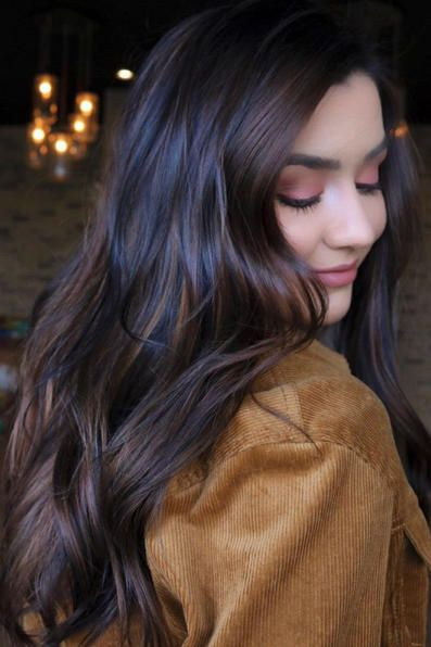 20 Trendy Hair Colors You Ll Be Seeing Everywhere In 2021 Red Balayage Hair Winter Hairstyles Hair Color Balayage