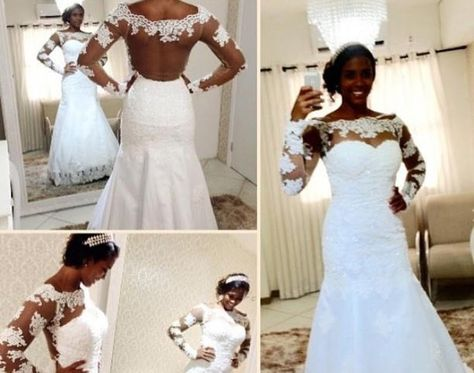 Get Inspired For Wedding Dresses For African American Women
