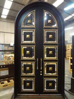A 01 Iron Doors Wrought Iron Doors Main Door Design