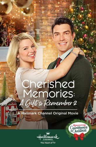Countdown To Christmas Movie Review Cherished Memories A Gift To Remember 2 Escape Into Film Hallmark Christmas Movies Christmas Movies On Tv Hallmark Channel Christmas Movies