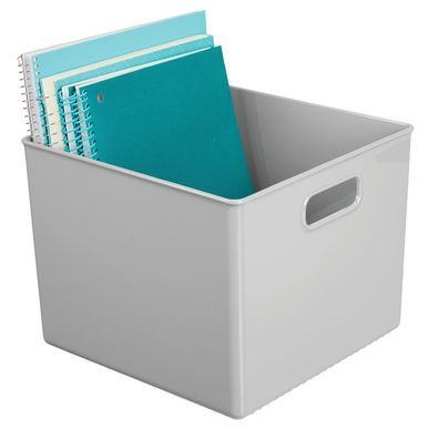 Plastic Home Storage Organizer Bin For Furniture Cubby Storage In 2019 Cubby Storage Plastic Box Storage Cube Furniture