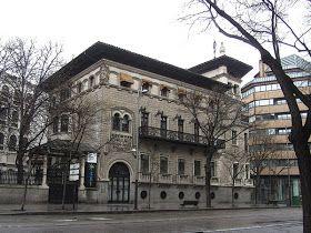 Palacetes De Madrid Casa Garay Palacios Madre
