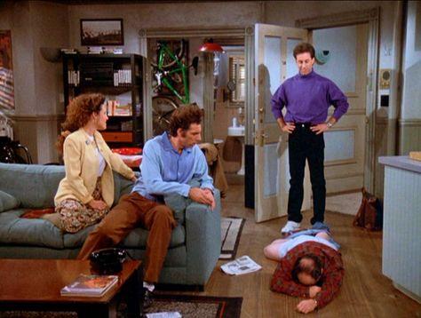 And You Wanna Be My Latex Salesman Seinfeld Seinfeld Seinfeld