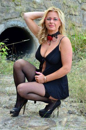 Sexy reife Tammy