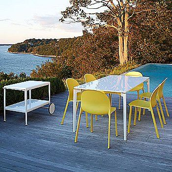 Stromborg Outdoor Table Rectangular Modern Outdoor Furniture