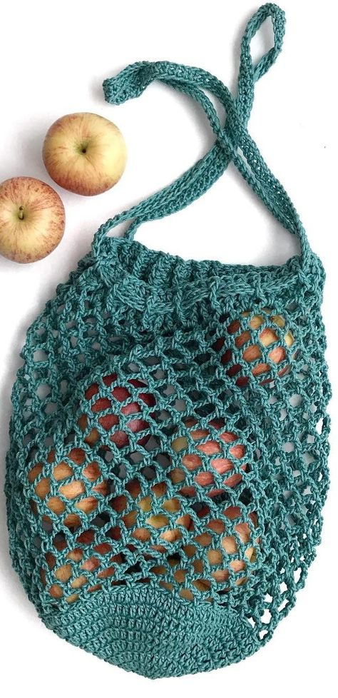 Crochet Market Tote Bag Free Pattern Ideas With You 2019 - Page 34 of 39
