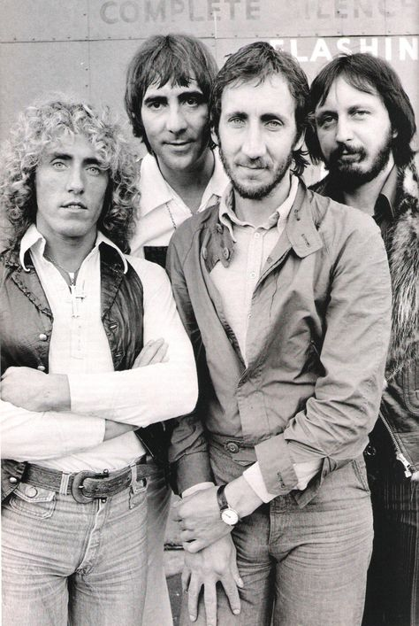 The Who, The Loudest Band in The World?  Maybe, but definitely one of The Best EPIC ROCK BANDS EVER!! ... Who's Next? Ted  http://www.reverbnation.com/tedpalmer/song/10581807-noisy-loud-long--rough-take-1  Eat your spinach  ROCK ON!!  LOL!! TP