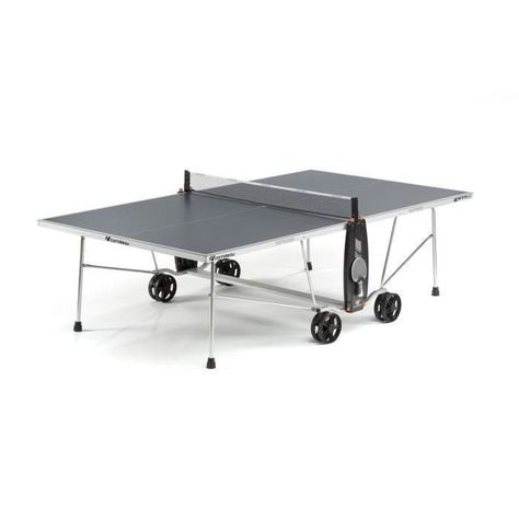 Cornilleau Table De Ping Pong Outdoor 100 S Crossover Tennis De