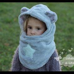 tricoter un snood cagoule gratuit