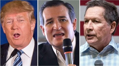 If Trump Doesn't Crack 50% Tonight in Arizona, #NeverTrump Has Won.   [And Cruz is hovering around 70% in Utah.]