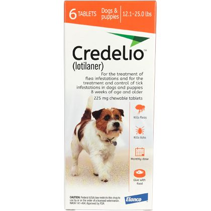 Credelio For Dogs Free Shipping 100 Guaranteed 1800petmeds In 2020 Brown Dog Tick Flea And Tick Flea Infestation