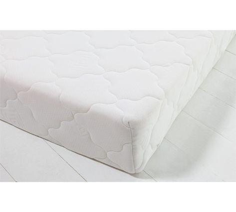 Buy Argos Home Collect Go Memory Foam Rolled Kingsize Mattress Mattresses Argos Mattress Double Mattress Foam Mattress